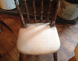 Upholstery Restoration At Fraction Of Cost To Recover